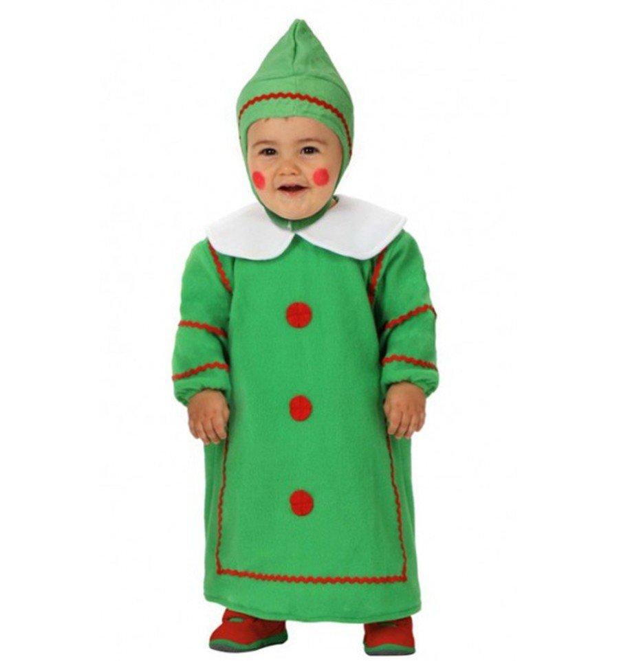 Disfraz de rbol de navidad beb - Disfraces infantiles navidad ...