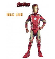 Disfraz de Iron Man de Los Vengadores 2 para Niño
