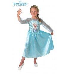 Disfraz de Elsa Frozen Classic Infantil