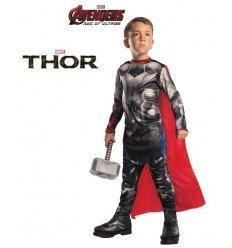 Disfraz de Thor Los Vengadores 2 Infantil