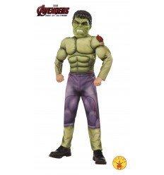 Disfraz de Hulk Deluxe Avengers 2