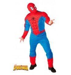 Disfraz de Spiderman Musculoso Premium para Adultos
