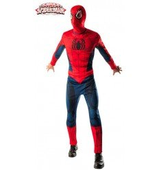 Disfraz de Ultimate Spiderman Musculoso para Hombre