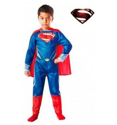 Disfraz de Superman Man of Steel Infantil
