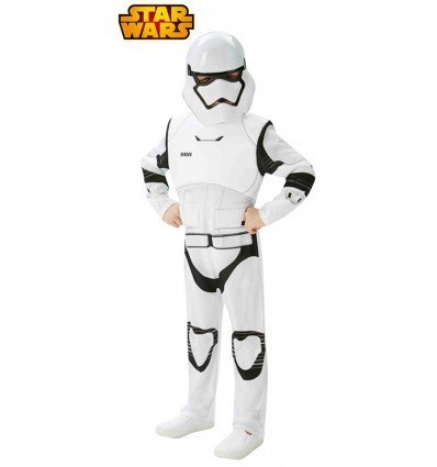 Disfraz de Stormtrooper deluxe de Star Wars para niño