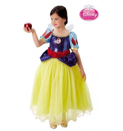 Disfraz de Blancanieves Premium para niña