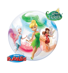 Globo Bubble Disney Fairies