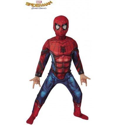 Disfraz de Spiderman Deluxe para Niño