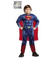 Disfraz de Superman Deluxe de Justice League Infantil