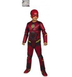 Disfraz de Flash Justice League Premium para niño
