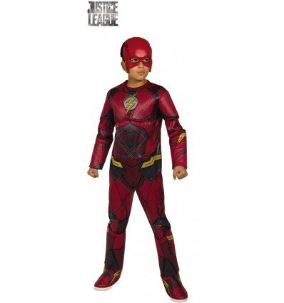 Disfraz de Flash Justice League Premium para niño