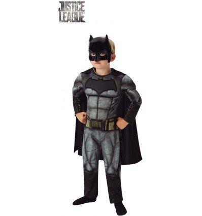 Disfraz de Batman Justice League Deluxe para niño