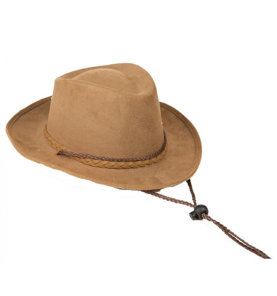 Sombrero Vaquero Adulto 58 cm - confetifiestas.com 82be645945e