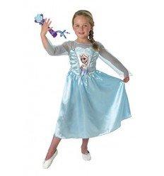 Disfraz de Elsa Classic con Micro Caja