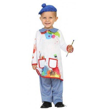 Disfraz de Pintor Bebé