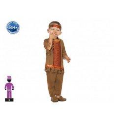 Disfraz de Indio Talla 12-24