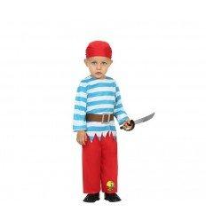 Disfraz de Pirata bebé