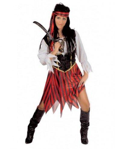 Disfraz de Mujer Pirata de Ultramar...