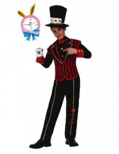 Disfraz de Niño Poker Infantil