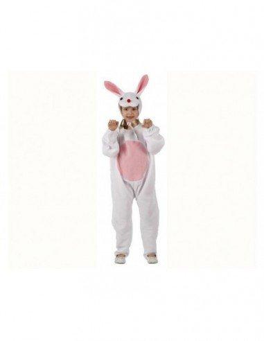 Disfraz de Conejito Blanco Infantil