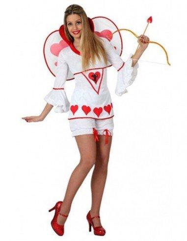 Disfraz de Cupido Chica Adulta