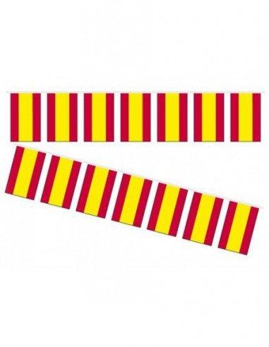 Banderas de España de Plástico 10...