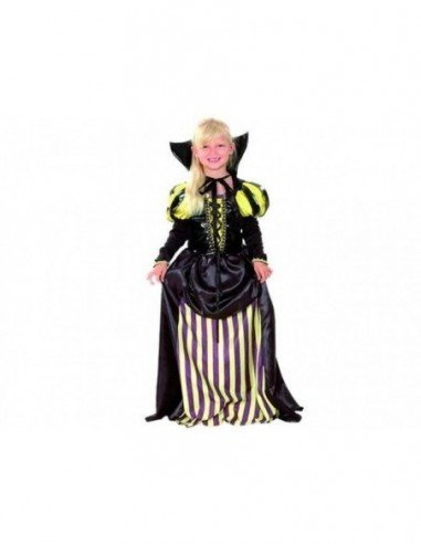 Disfraz de Cortesana Infantil