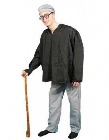 Disfraz de Viejo Adulto