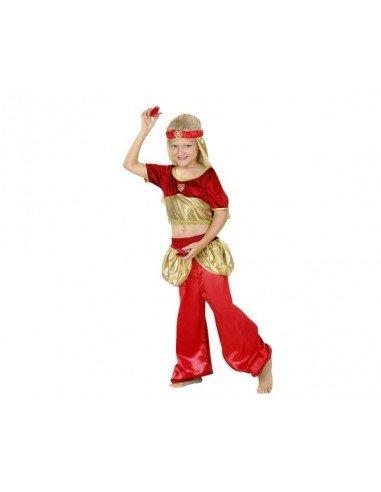 Disfraz de Bailarina Arabe Infantil