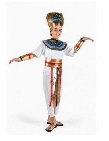 Disfraz de Faraona Infantil