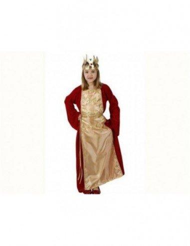 Disfraz de Reina del Renacimiento...