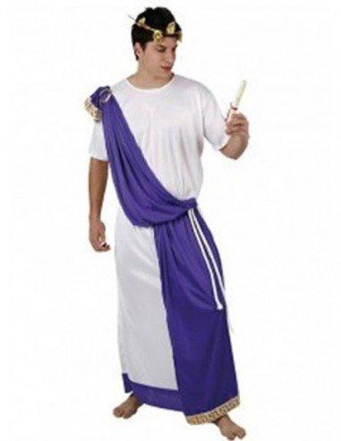 Disfraz de Romano con Túnica Adulto