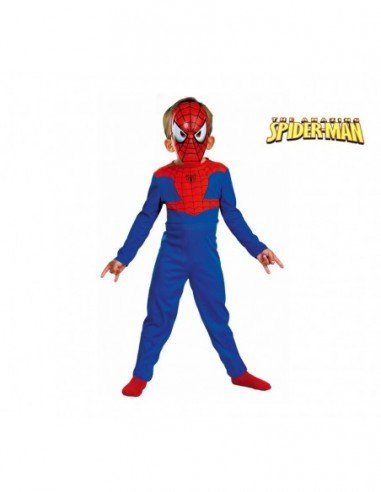 Disfraz de The Amazing Spiderman...