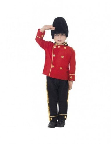 Disfraz de Guardia Inglés Infantil