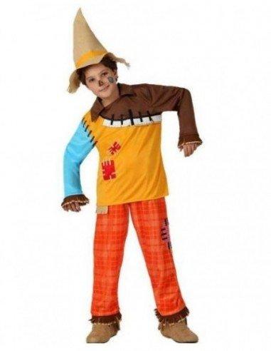 Disfraz de Espantapájaros Infantil
