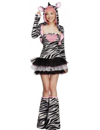 Disfraz de Cebra Sexy Adulta