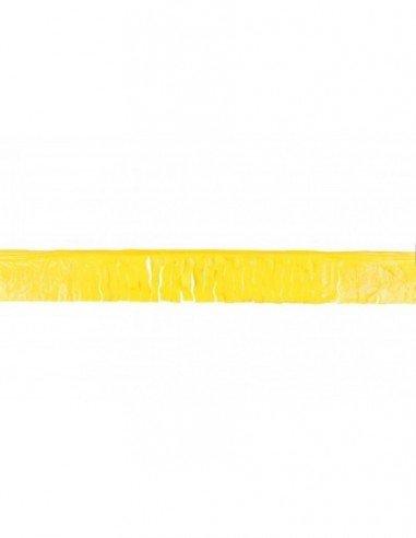 Flecos de Plástico Amarillo 25 Metros