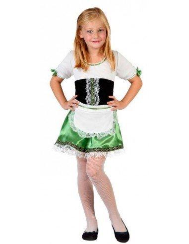 Disfraz de Alemana Tradicional Infantil