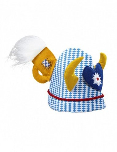 Sombrero Oktoberfest con Cuernos