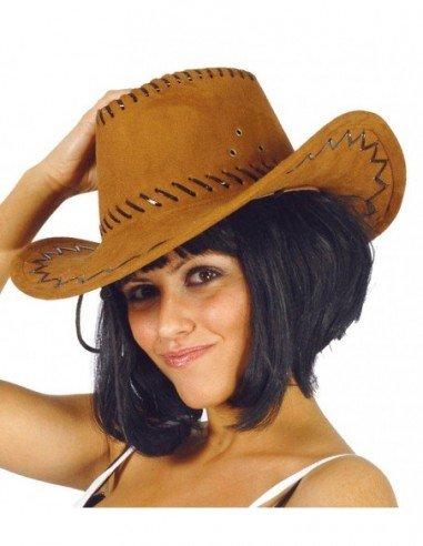 Sombrero Vaquero Marrón