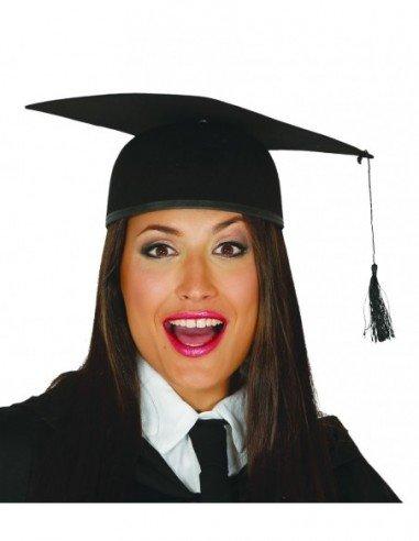 Sombrero Graduado Fieltro Adulto