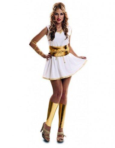 Disfraz  de Minerva Adulta