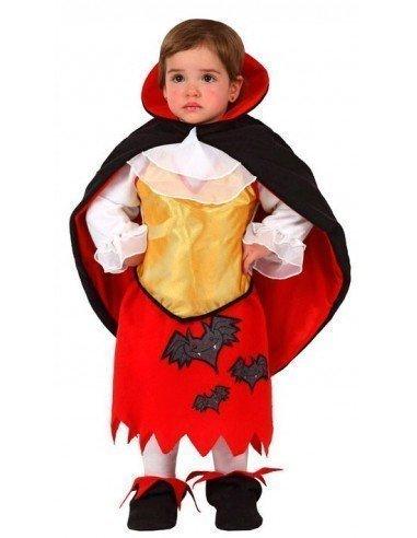 Disfraz de Vampiresa Bebé