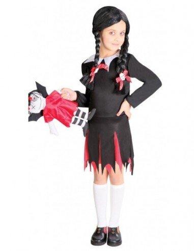 Disfraz de Dead Teen Girl Infantil