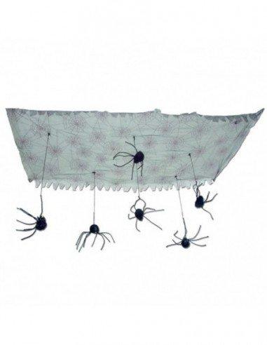 Colgante de Arañas 110 x 60 cms