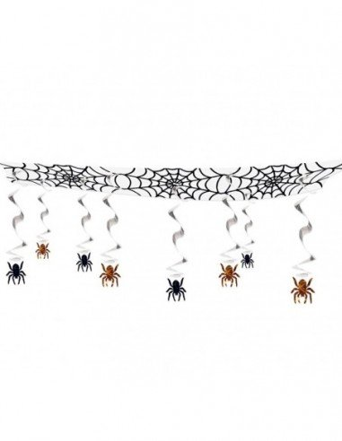Guirnalda Colgante de Arañas 270 cm