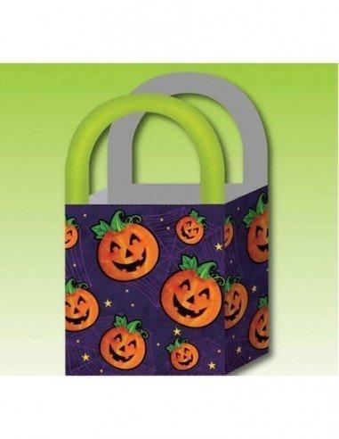 6 Bolsas para Caramelos de Halloween...