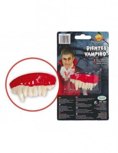 Dientes de Vampiro de Látex