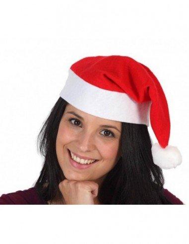 Gorro de Papá Noel Navideño