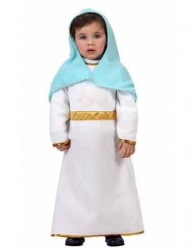 Disfraz de Virgen María Bebé